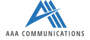 AAA Communications Logo